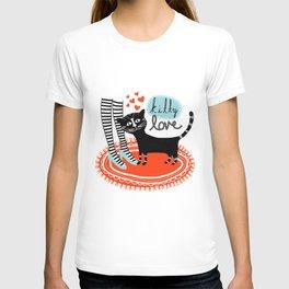 Kitty Love T-shirt