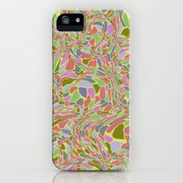 Trippy-Fairytale colorway iPhone Case