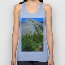 Sulphur Skyine Hike in Jasper National Park, Canada Unisex Tank Top