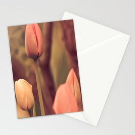Spring Tulips Stationery Cards