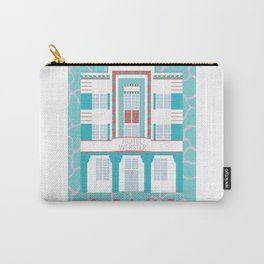 Miami Landmarks - Hotel Webster Carry-All Pouch