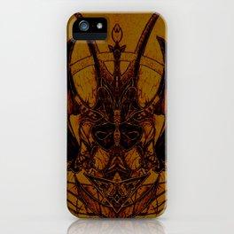 Samael iPhone Case