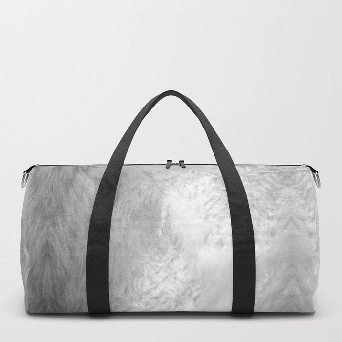 You Too Can Wear Fur! Duffle Bag