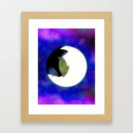Mystic- Dark Times Framed Art Print