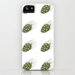 Hops iPhone Case
