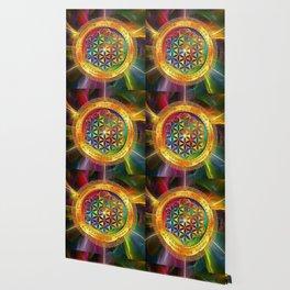 Life Mandala Wallpaper