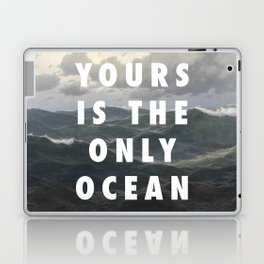 Ocean Approaching Laptop & iPad Skin