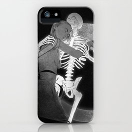An end (when the day dies) iPhone Case