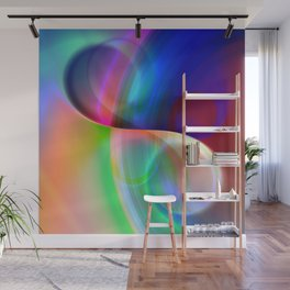 color whirl -20- Wall Mural