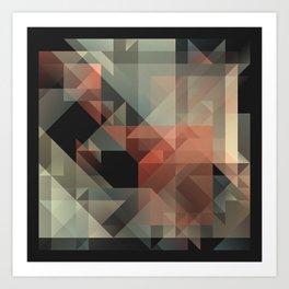 Shards 20160827 | 153708973698 Art Print