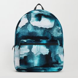 Watercolor 03 - Wild Sea Backpack
