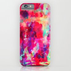 Hibiscus Dream iPhone 6 Slim Case