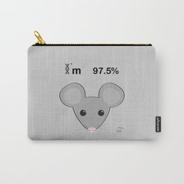 I'm 97.5% mice Carry-All Pouch