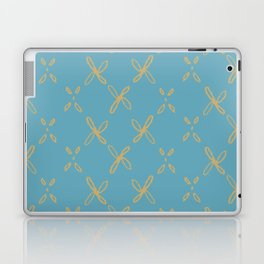 Abstract Astral Pattern Laptop & iPad Skin