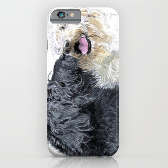 Labradoodle Love iPhone & iPod Case