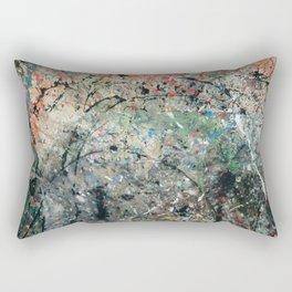 Abstracción II Rectangular Pillow