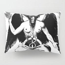 BAPHOMET by ELIPHAS LEVI Pillow Sham