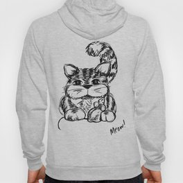 Unlikely Friends :: Cat & Mouse Hoody