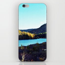 River to Wilderness iPhone Skin