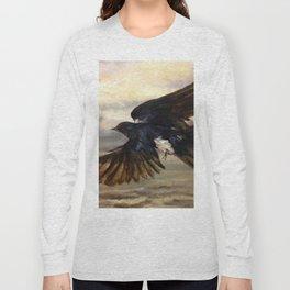Blue Wings Long Sleeve T-shirt