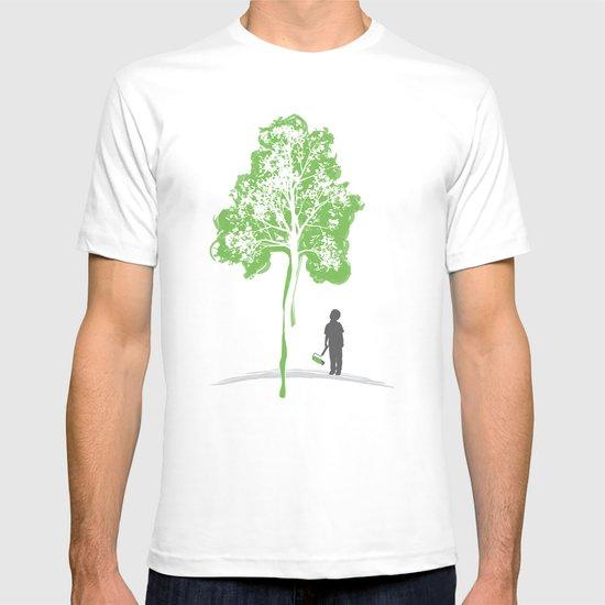 Paint a Tree T-shirt