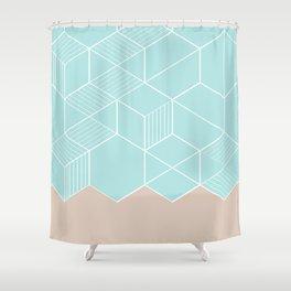 SORBETEMINT Shower Curtain