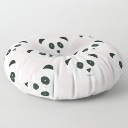 Panda Love -Pink Floor Pillow