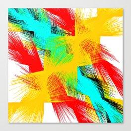 COOR/Pop Canvas Print