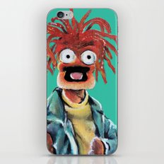 Pepe The King Prawn iPhone & iPod Skin