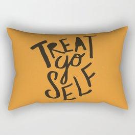 Halloween Treat Yo Self Rectangular Pillow