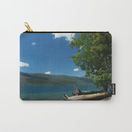 Serene McDonald Lake Carry-All Pouch