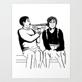 Pryor & Wilde Art Print