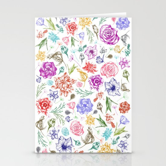 For Her  Stationery Cards