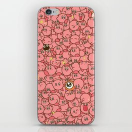 Kirby iPhone Skin
