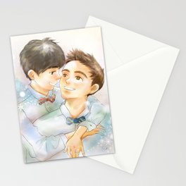 The Vow  Stationery Cards
