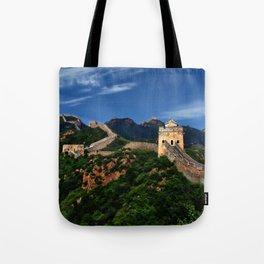 Great Wall Tote Bag