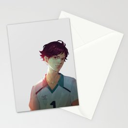 Bitchy Oikawa Stationery Cards