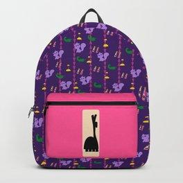 Yzma & Kronk Pattern Backpack