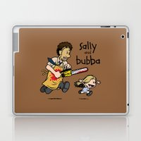 Sally and Bubba Laptop & iPad Skin