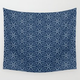 Winter Pattern I Wall Tapestry