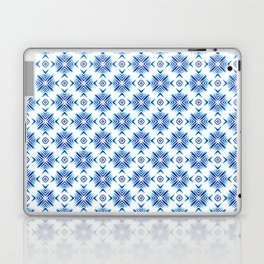 Shibori Watercolour no.5 Laptop & iPad Skin