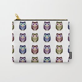 Sofia's Owls Carry-All Pouch