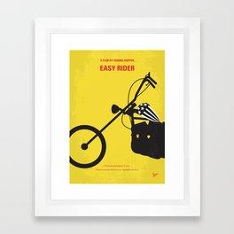 No333 My EASY RIDER mmp Framed Art Print