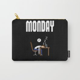 If Monday was a game Carry-All Pouch