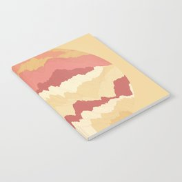 TOPOGRAPHY 009 Notebook