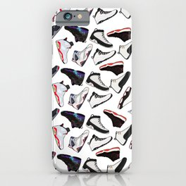 Jordan Collection Series Pattern  iPhone Case