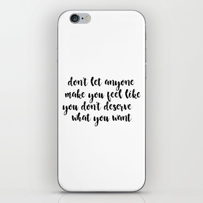 10 Things I Hate About You Quote Iphone Skin By Gabyschw Society6