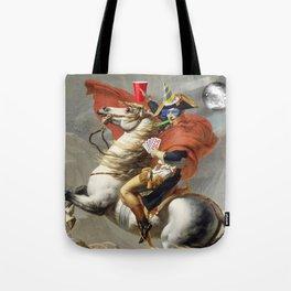 Napoleon Born2party Tote Bag
