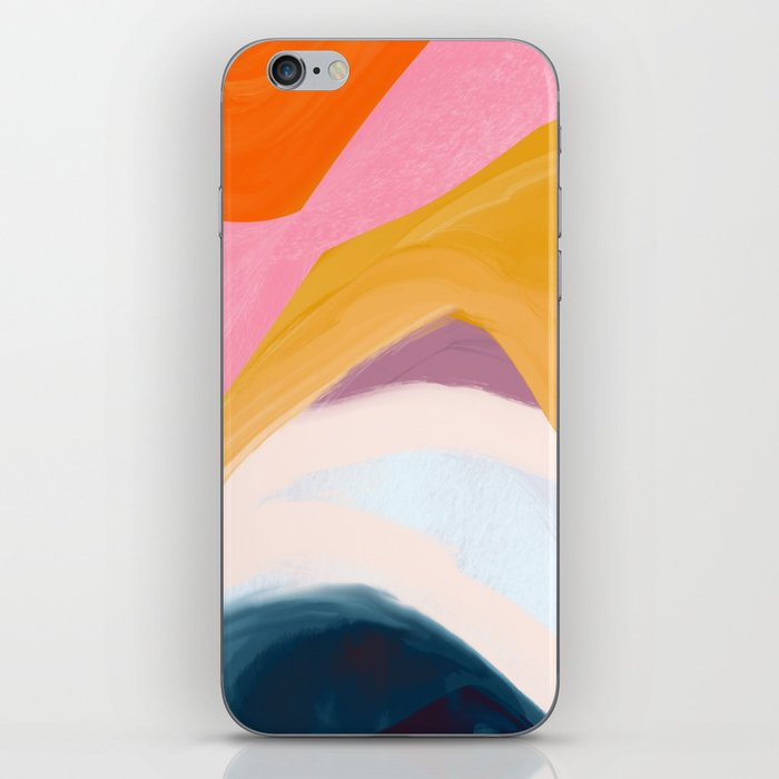 Let Go - no.36 Shapes and Layers iPhone Skin