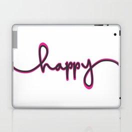 Happ-y2 Laptop & iPad Skin